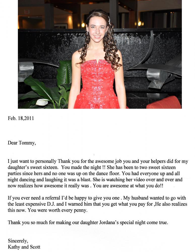Jordana S16 PIC & Text